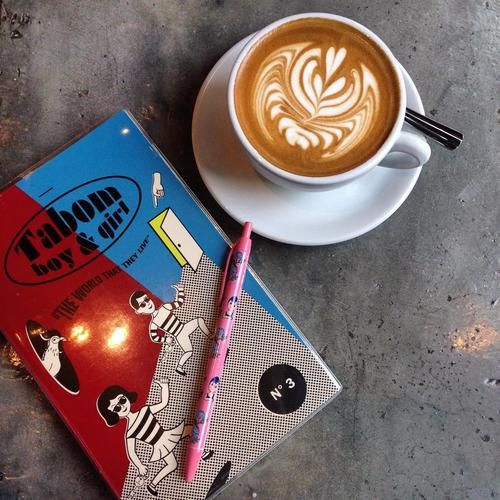 Have an OOH LA LA day with your favourite coffee !