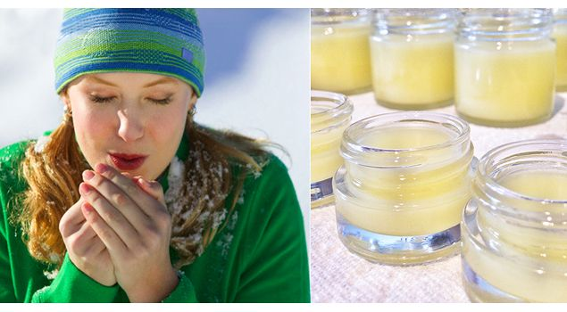 "Make Your Own ""Warming Salve"" For Cold Fingers and Toes!"