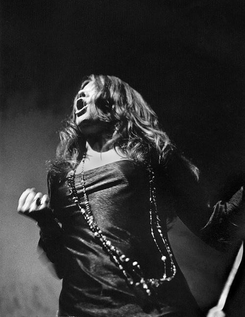 Janis Joplin ;