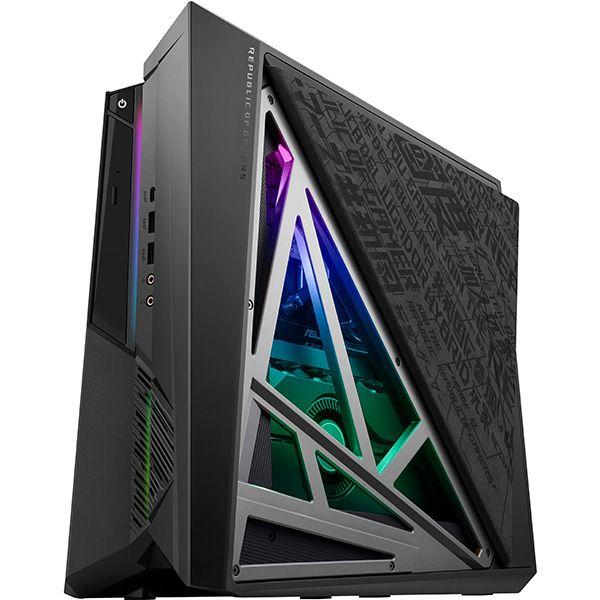 Sistem PC Gaming ASUS ROG Huracan G21CN-RO010T, Intel Core i7-8700