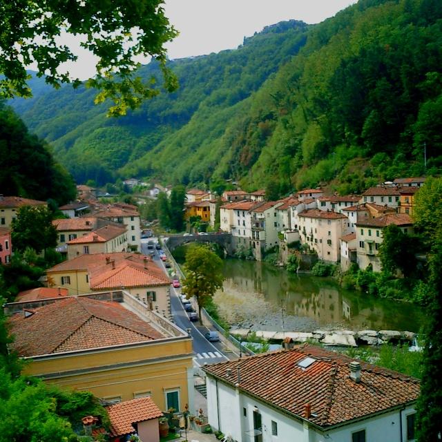 Bagni di Lucca, Tuscany