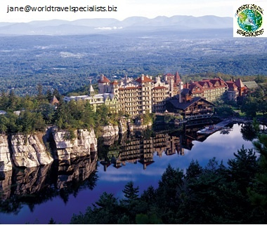 Mohonk Mountain House Hotel New Paltz Ny Whoever Brings Back The Ribbon Gets To