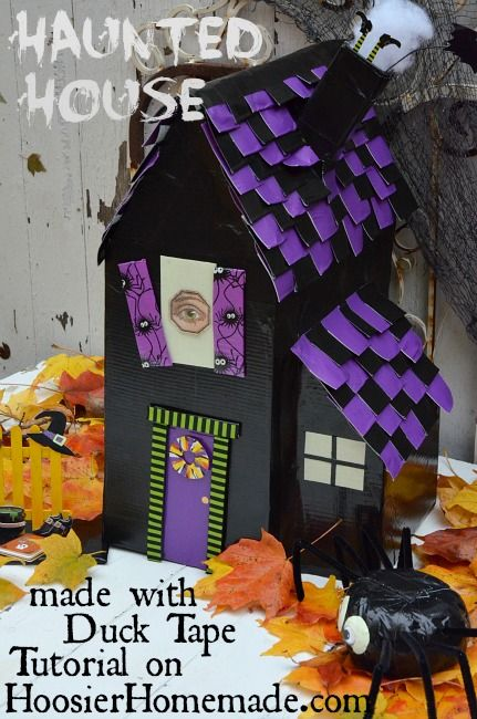 57 best halloween duct tape crafts images on pinterest
