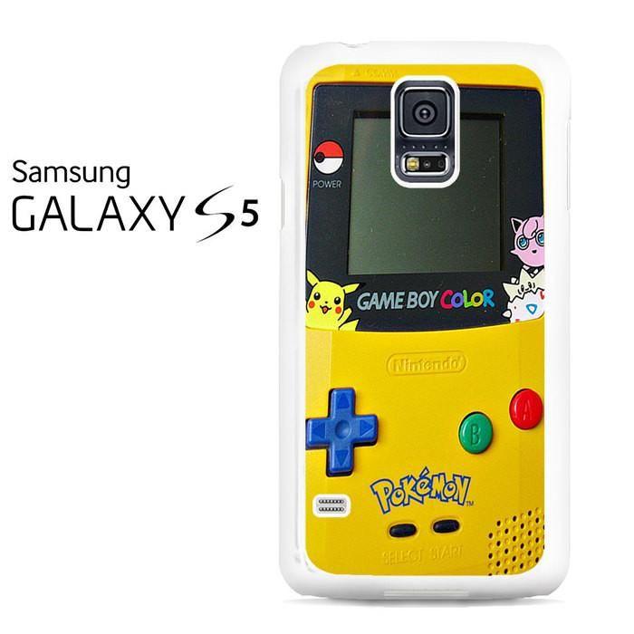 Gameboy Color Pokemon Samsung Galaxy S5 Case