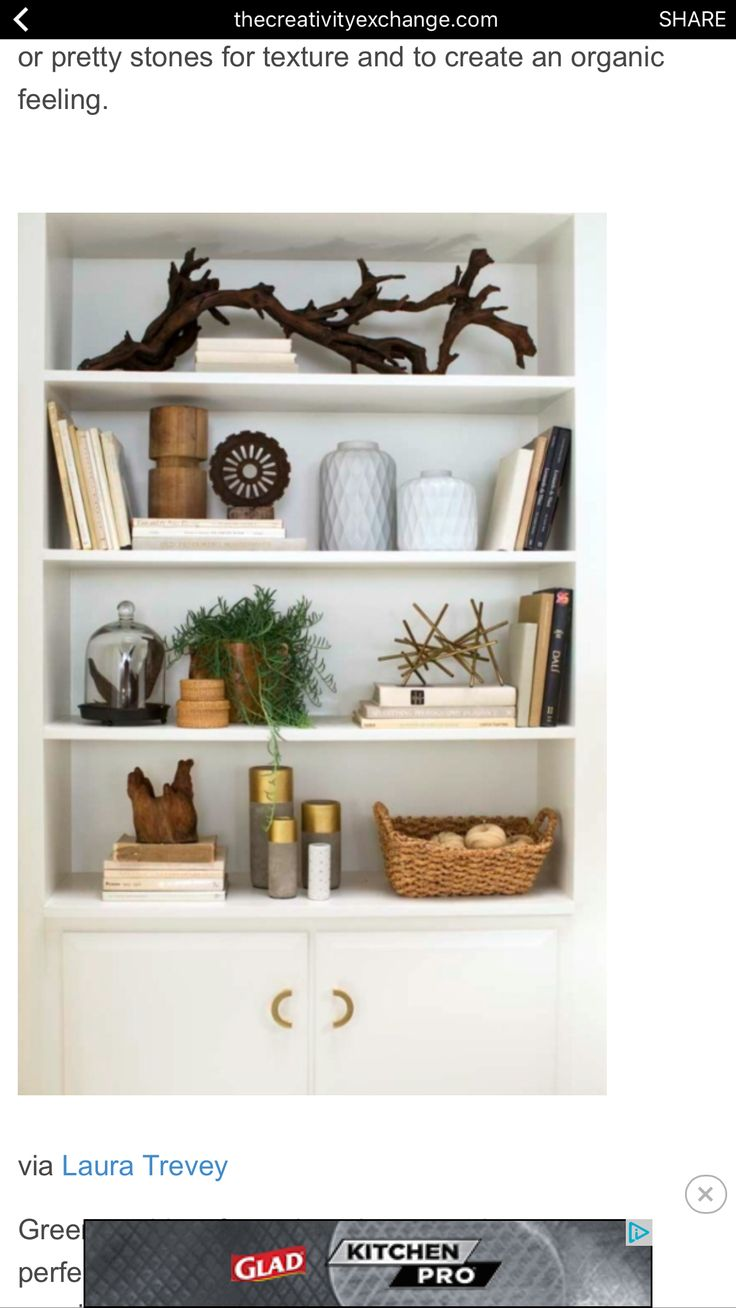 how to decorate shelves 57 best shelfies white shelving