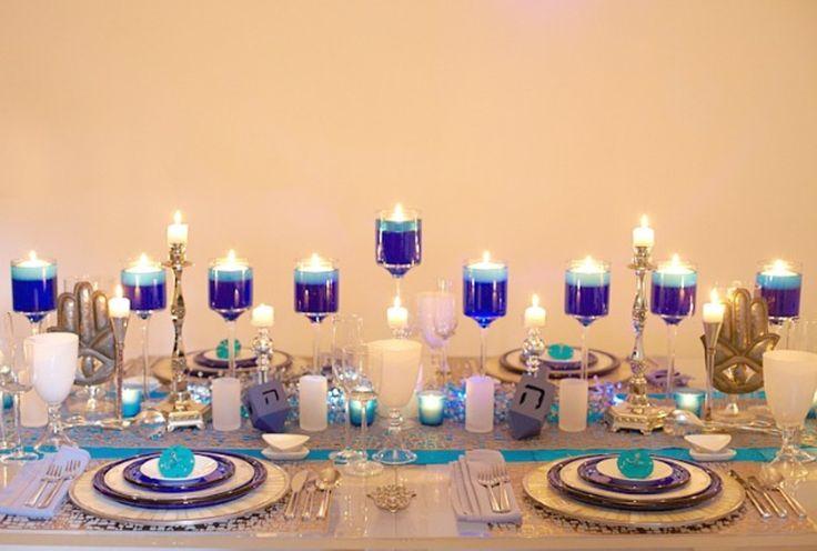 1000 ideas about hanukkah decorations on pinterest for Decoration hanouka