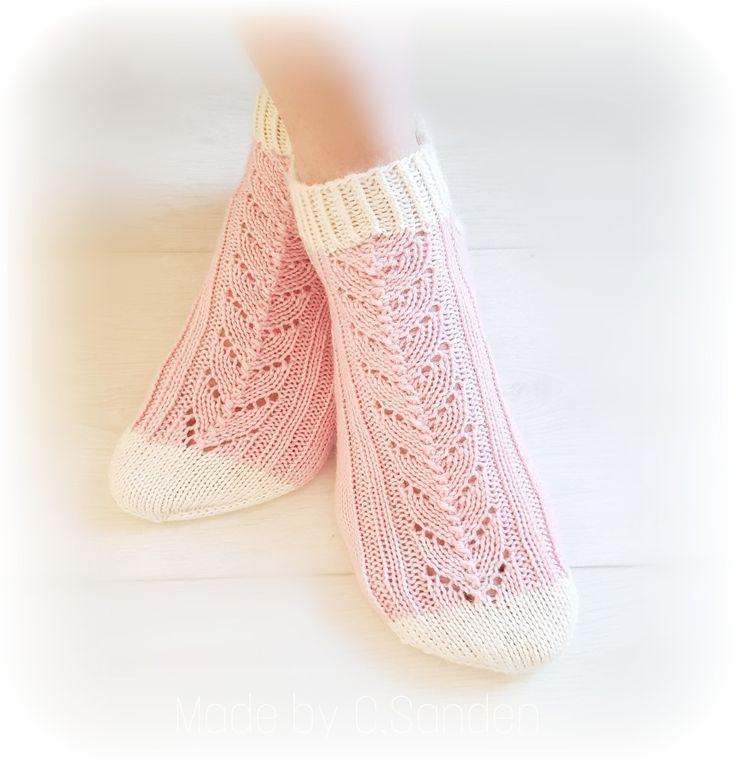 Knitted Socks / Strikkesokker  Desember 2017
