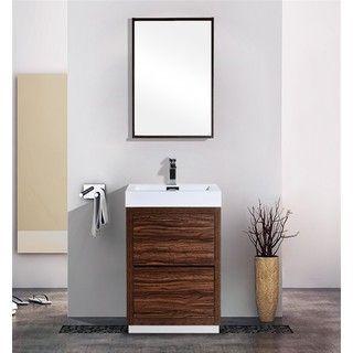 Best Photo Gallery Websites Shop for KubeBath Bliss inch Single Sink Bathroom Vanity Get free delivery at