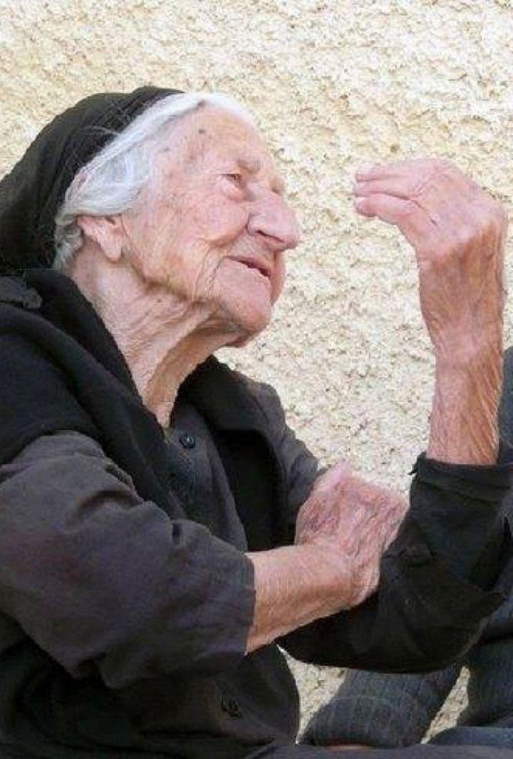 Nonna!
