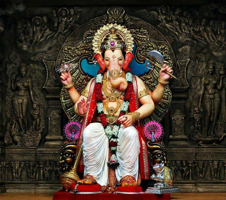 Lalbag Cha Raja 2014. Jai Ganesh.