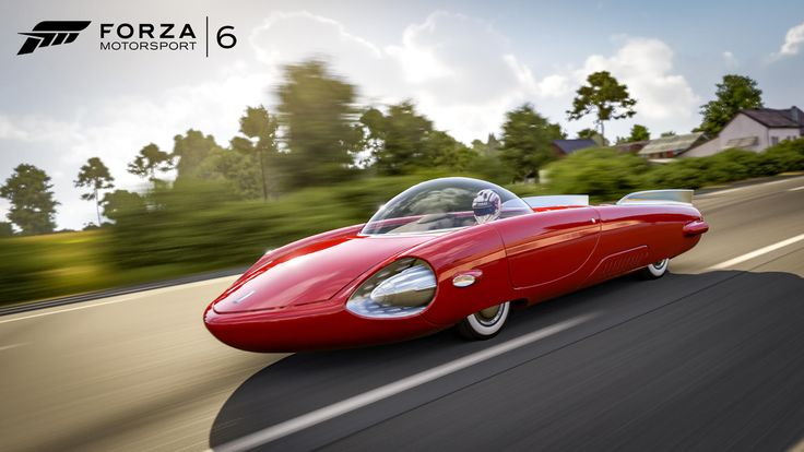 Auto de Fallout 4 saldrá en Forza Motorsport 6