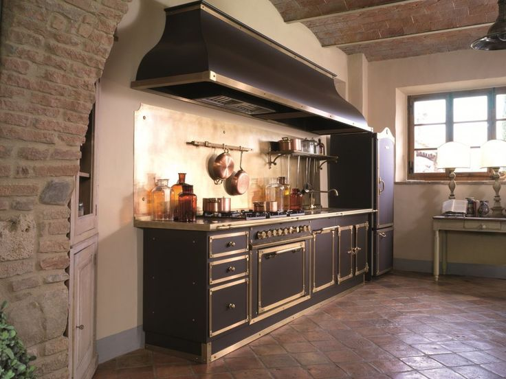 Officine Cullo итальянская кухня #officine_cullo, #kitchen, #кухни