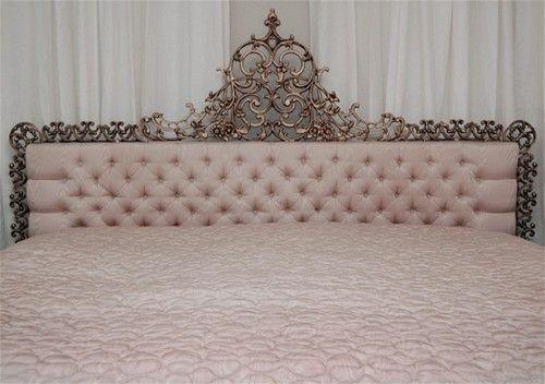 64 best headboard beauty images on pinterest bedroom beds and painted furniture. Black Bedroom Furniture Sets. Home Design Ideas