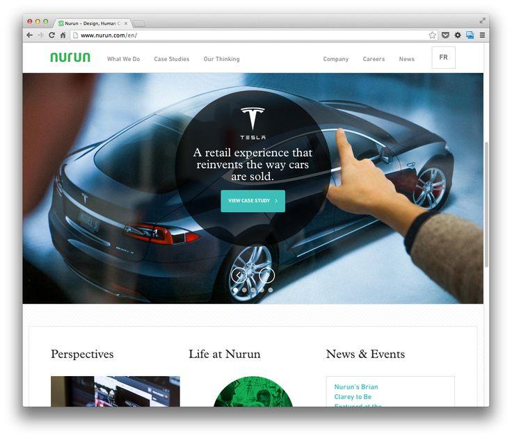 http://www.nurun.com/en/ user centered design