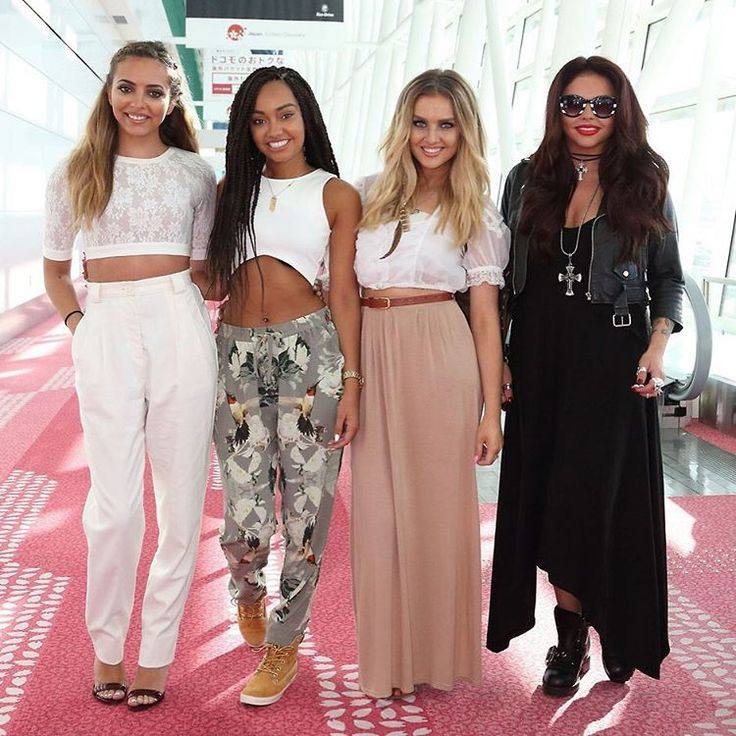 THEY ARE THE BEST GIRL BAND IN THE WORLD end if the story!