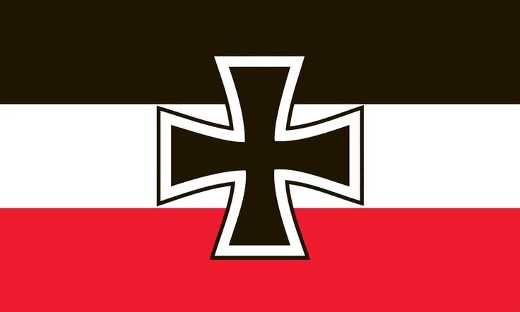 German Empire flag
