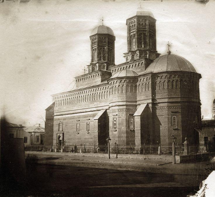 The Three Hierarchs church (Iassy county)