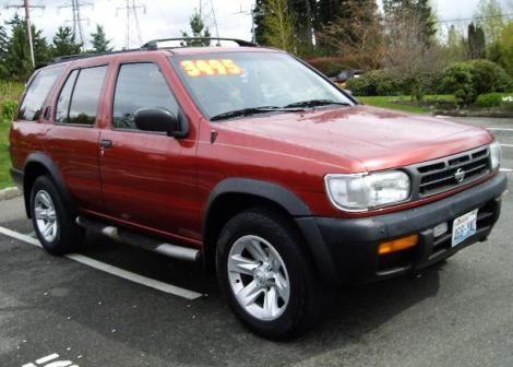 Nissan Pathfinder SE '96 For Sale in Washington — $2995