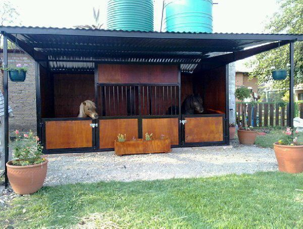 "A ""Mini"" stable! Beauty would be so happy!                                                                                                                                                                                 More"