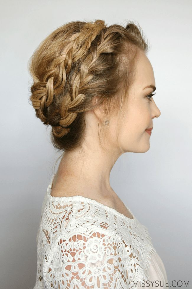 braiding styles for long hair 1000 ideas about milkmaid braid on braids 4344 | c1569f04f425c7fb61f1a93fd5d8052c