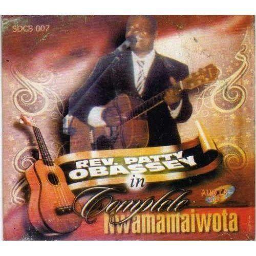 Patty Obassey - Nwa Mama Iwota - CD
