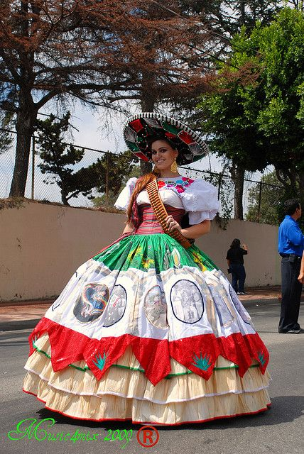 Day Of Independence Jalisco Mexico Festival Women Jalisco Pinterest