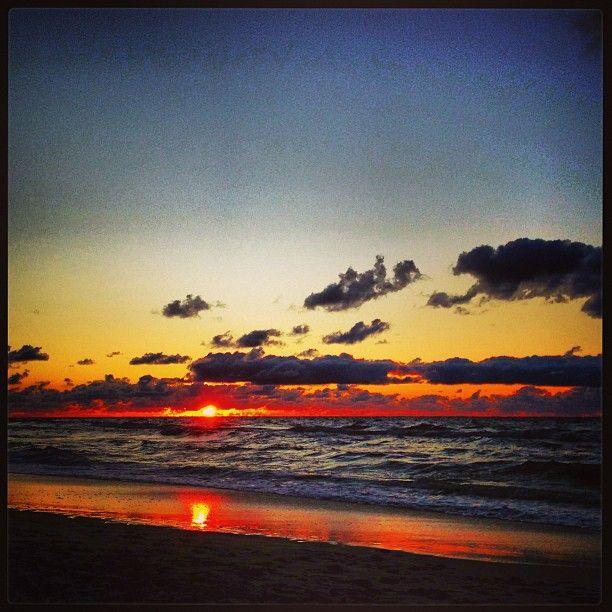sunset, #JastrzebiaGora, #Primavera