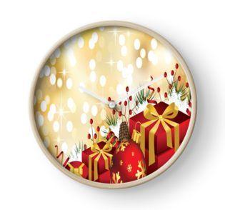 Clock  #christmasclock #jul #julafton #julpynt #julpyssel #juldekoration #sekelskifteshus #julklockor #rosett #christmas #christmasdecor #christmasdecorations #cork #irland #mycec #irlande #clock #christmasvillage #oldfashioned #christmastime #favorites #christmasscene #christmascarolers #pretty #beautiful #happy #christmassy #thriftstorefinds #christmascountdown #intueldonsquare