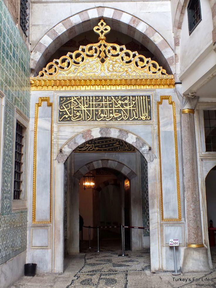 Harem Area, Topkapi Palace, #Istanbul