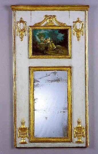Trumeau-Spiegel