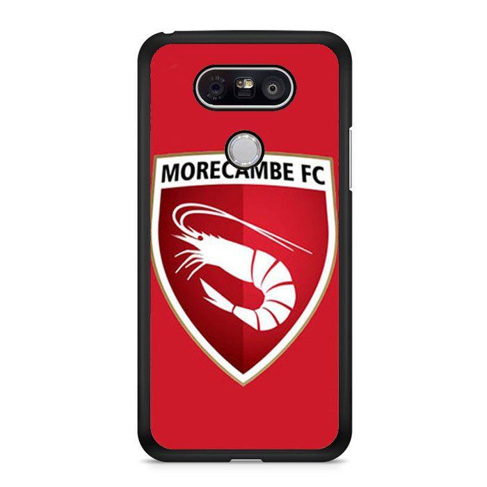 Morecambe Fc Logo Red LG G6 Case Dewantary