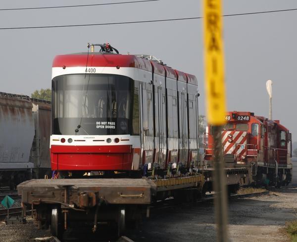 Soon #TTC #Toronto New Streetcars c/o @RandyRisling
