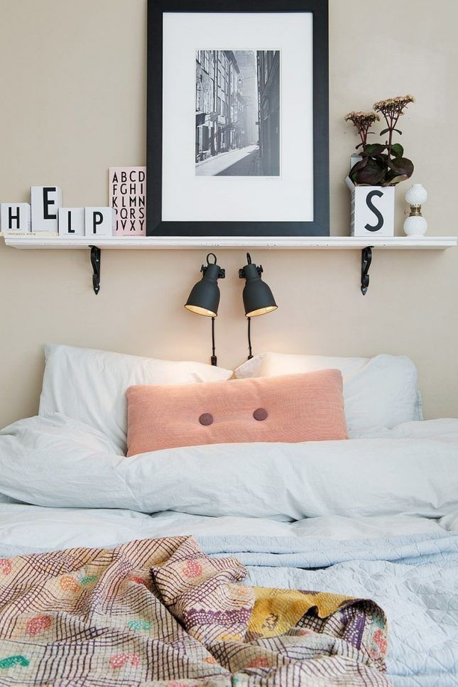 bedroom shelving. Best 25  Bedroom shelves ideas on Pinterest Shelves in bedroom White decor and lights