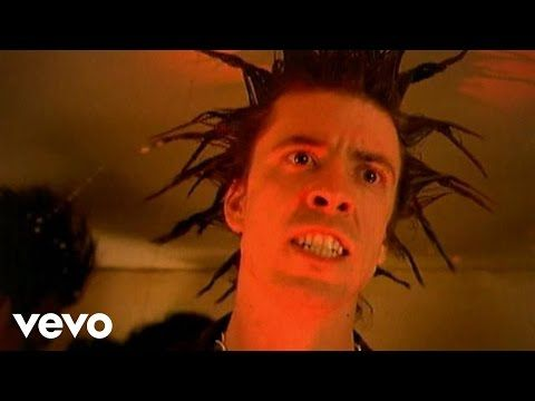 Foo Fighters - Everlong - 1997. From the first album - great song, dodgy video. Like a few of their later efforts...