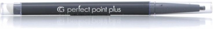 Cover Girl 63256 205chrcl Charcoal Perfect Point Eyeliner Pencil (Pack of 2). Product of CoverGirl. Pack of 2.