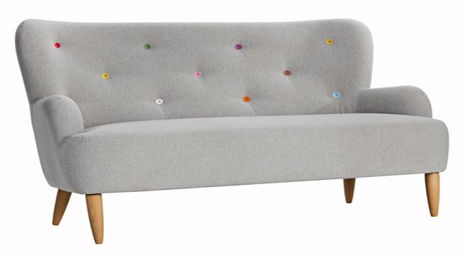 Wilmot, the renovated retro sofa | Polos Furniture