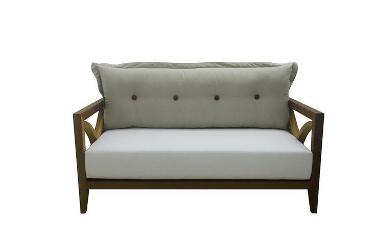 Jasmin Sofa Treniq 2-Seater Sofas. View thousands of luxury interior products on www.treniq.com
