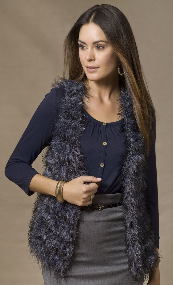 55 best tutto bene images on pinterest maya civilization knit show off your wild side with this belvedere vest in jenny and zara plus knitting pattern bankloansurffo Gallery
