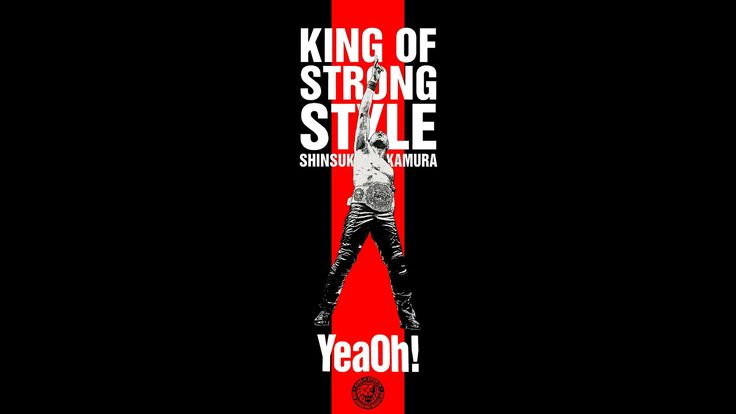 "Shinsuke Nakamura ""Best In The World""/""King of Strong Style"" Desktop Background (1920x1080) Need #iPhone #6S #Plus #Wallpaper/ #Background for #IPhone6SPlus? Follow iPhone 6S Plus 3Wallpapers/ #Backgrounds Must to Have http://ift.tt/1SfrOMr"