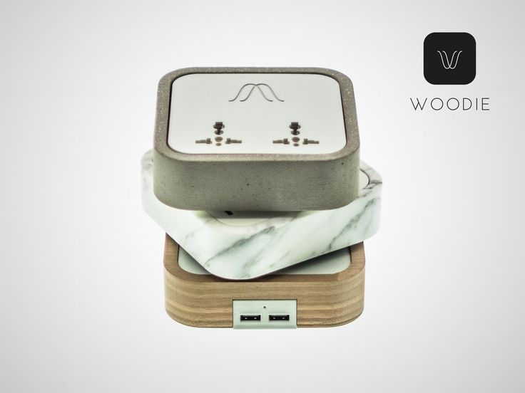 WOODIE   All-in-one Italian Power Hub. project video thumbnail
