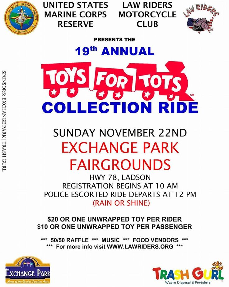 Toys For Tots Charity Event : Best toys for tots motorcycle charity events images
