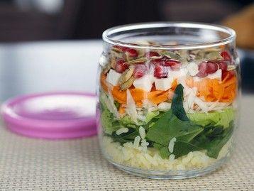 Витаминный салат в банке по рецепту Джейми Оливера (фото)
