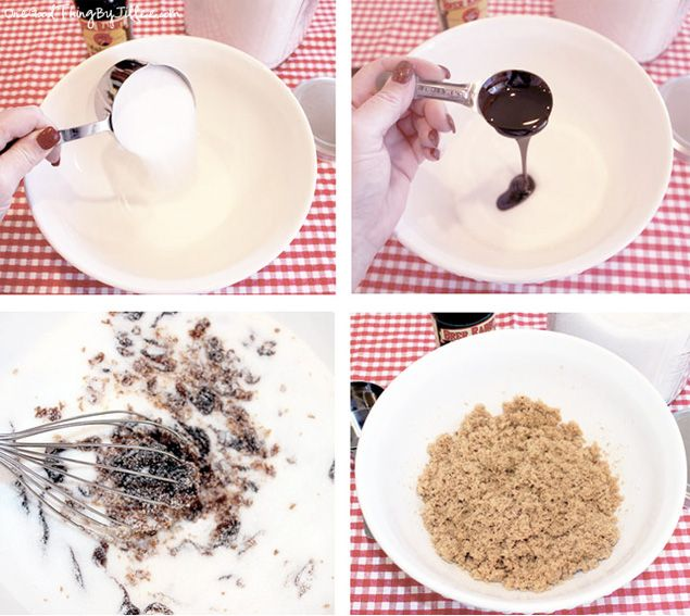 how to make sweetener out of molasses