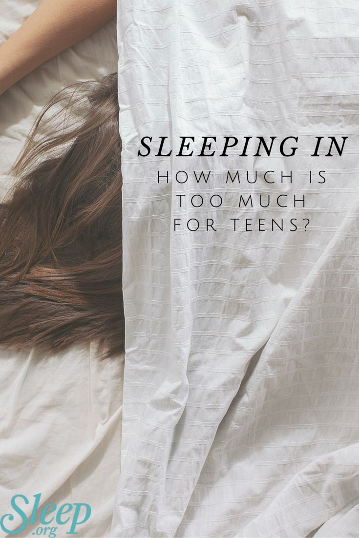 How Long Should Teenagers TeenagersSleep 41 best