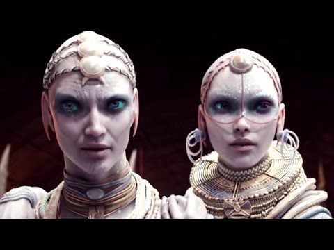 VALERIAN - Official Trailer #2 (2017) Luc Besson Sci-Fi Action Movie HD - YouTube https://www.youtube.com/watch?v=Ogf2uuTo0LE