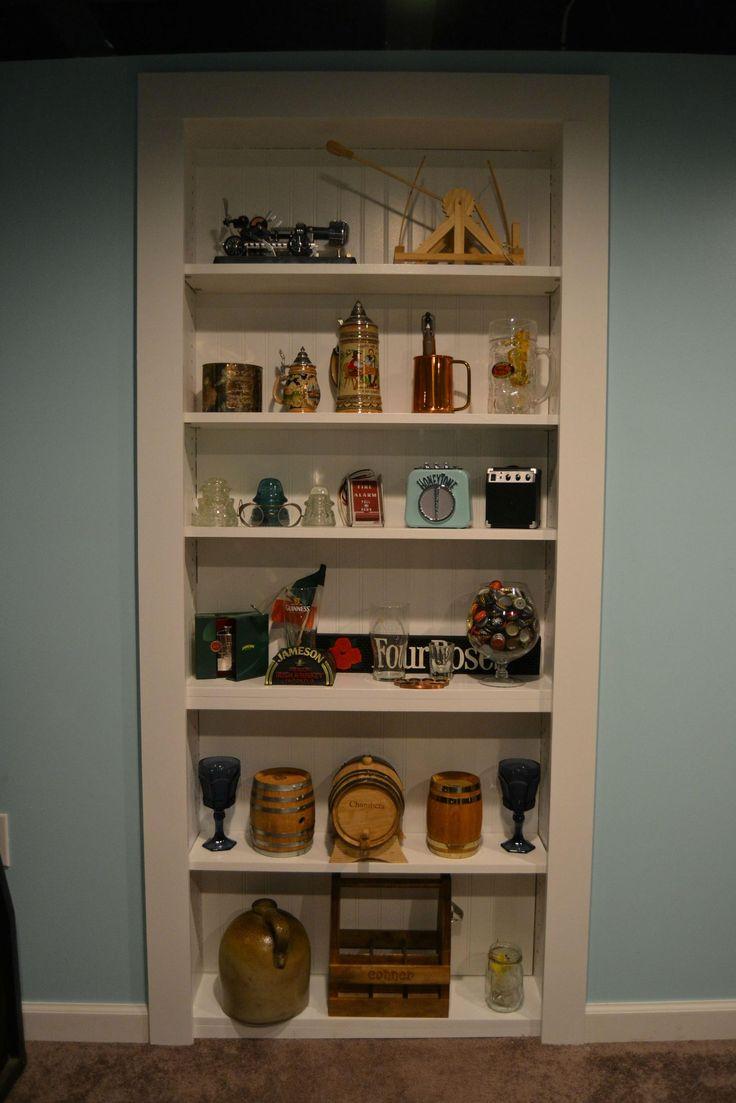 Un utilisateur Reddit partage des photos de son nouveau fumoir caché derrière une étagère (PHOTOS)