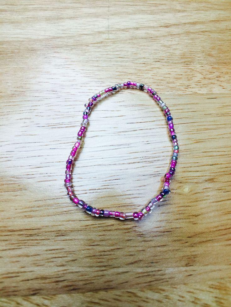 African Beaded Bracelet www.etsy.com/shop/OlivesPeaces