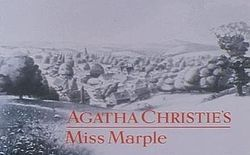 AGATHA CHRISTIE'S - Miss Marple - Miss Marple is a British television series based on the Miss Marple murder mystery novels by Agatha Christie. It starred Joan Hickson in the title role, and aired from 1984 to 1992. All 12 original Miss Marple Christie novels were dramatised.