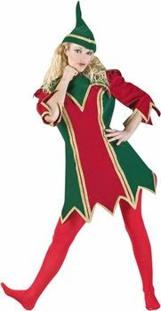 womens elf costume theatre #christmas