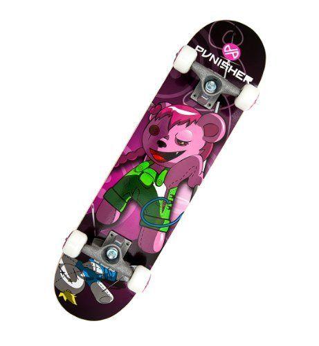 Punisher Skateboards VENDETTA 31x7.5-Inc...